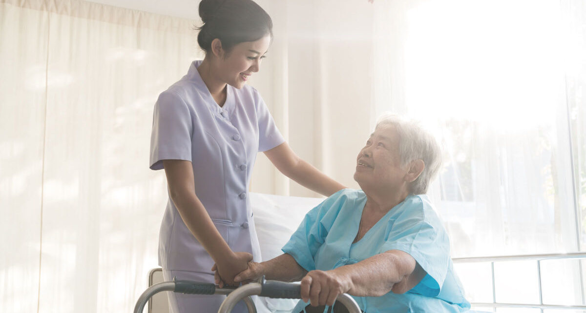 Patients Benefit From Home Health Care In These Ways